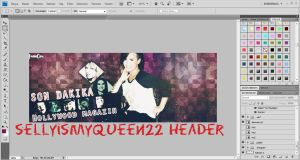 PSD Header by sellyismyqueen22
