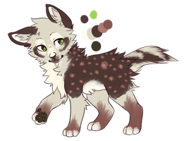 Canine Adopt [CLOSED] by FlaaffysTaffyAdopts