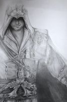 Ezio by MaryInChains