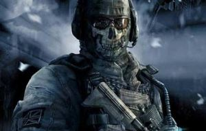 Modern Warfare 2: Ghost by PokemonLegend300