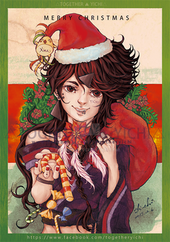 2015 Merry Christmas!!! by yichihuang