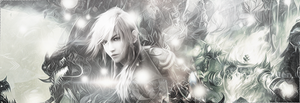 Lightning Signature #2 by Know-chan