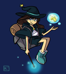 Witchsona 2015 by Radioactive-K