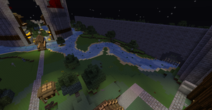 The Tekkit Kingdom River *WIP* by AwesomeLemon