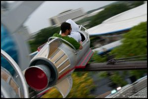 Astro Blaster by justinmikehunt