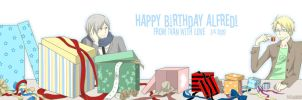 APH: Happy B-day Alfred ver2 by waterylt