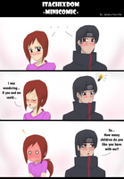 RQ: DomXItachi -minicomic- by The-PirateQueen