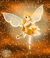 Lilypetal Right by GamingGirl73