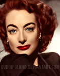 Joan Crawford by GuddiPoland