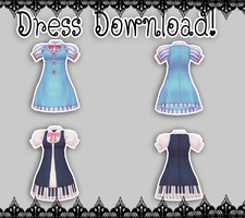 .:MMD  Dress DL!:. by Raito-light