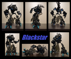 MOC: Blackstar by Zeta-Is-Bored