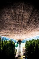 under the bridge by Ditze