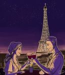 Together in Paris by reubelyn