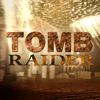 Tomb Raider 1 (1996) - High Res Logo by Reliquo