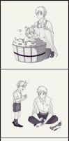 APH: Always together by Nihui