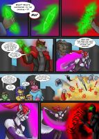Sly Cooper: Thief of Virtue Page 363 by ConnorDavidson