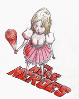 No More Heroes - Bad Girl by PugofDoom