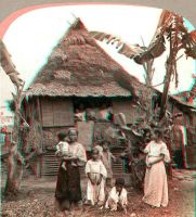 Home in the Phils-anaglyph by stinglacson