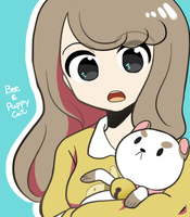 Bee and Puppycat by 00riko