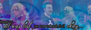 Sheamus and Maryse Banner 6 by verusImmortalis