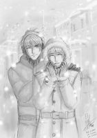 Let It Snow by Ameyama