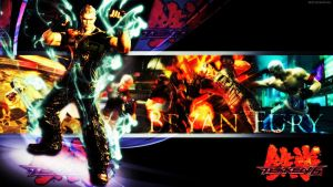Bryan Fury Tap out Wallpaper by amit55