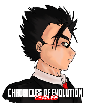 Chronicles of Evolution: Charles by ssjgirl