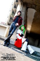 Code Geass by jackhanger