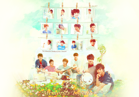 EXO-K : Memories Together by aethia321