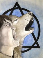 wolf within by DoctorofMine