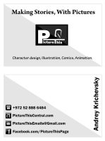 PictureThis business card by PictureThisDeviant