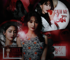 +EDICION|Catch me if you can|YOONA by iLoveMeRight