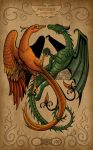 The Phoenix and the Dragon by Nightlyre