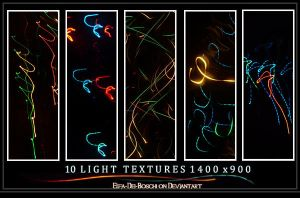 Light Texture Pack 3 by Elfa-dei-boschi