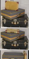 Luggage Pack 2 by TwilightAmazonStock