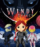 Windy Effect Cover 1 by kelpieselkie