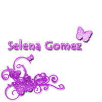 Selena Gomez Texto PNG by LuzcaEditions
