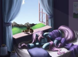 Sleeping In by Telanore