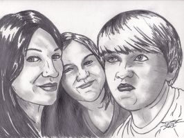Sharon And Kids (1of2) by AudioHomicide