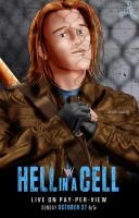 Hell In A Cell 2013 - Heath Slater by Roselyne777