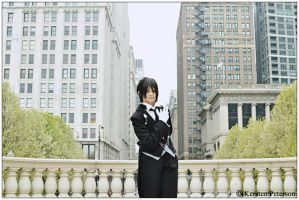 Kuroshitsuji: Out In the City by CosplayerWithCamera