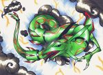 Rayquaza by Airaly