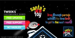 Santa's New Toy Game by flashdo