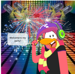 Cadence birthday party by Ackari