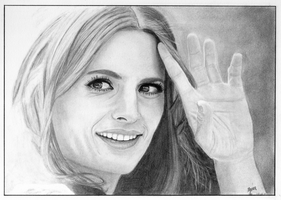 Stana Katic by ShinyMarine