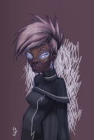 Storm by Frizelle
