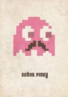 Senor Pinky by pacalin