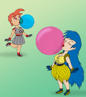 Bubble Blowers by Yeldarb86