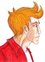 Philip J. Fry by Efferd