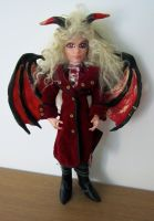 Draco Scales - One of a kind monster high doll by midnightstrinkets